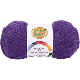 New Basic 175 Yarn-Eggplant 675-147