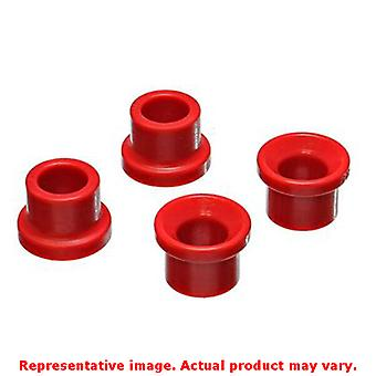 Energy Suspension Rack And Pinion Bushing Set 5.10102R Red Fits:DODGE 1987 - 19
