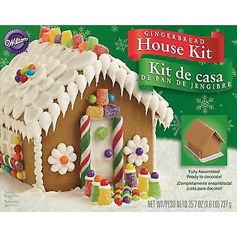 Preassembled Petite Gingerbread House Kit-  W41971
