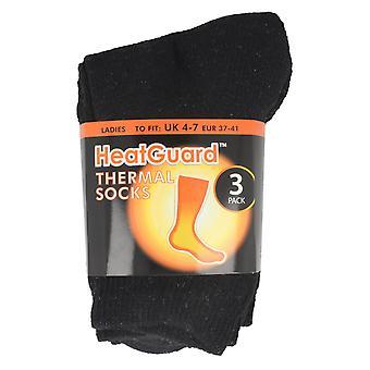 Ladies Heatguard Thermal Socks With Wool Style - SK262
