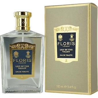 Floris Lily Of The Valley By Floris Of London Edt Spray 3.4 Oz