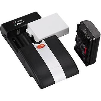 Camera charger Delta Ovum LED Hama 00081370 Matching rechargeabl