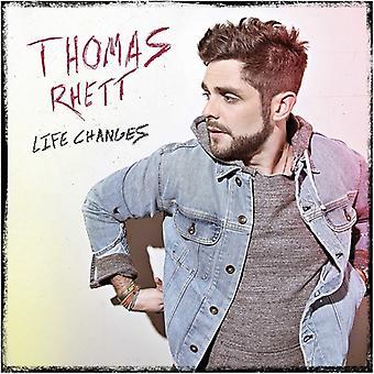 Thomas Rhett - liv ændringer [CD] USA import