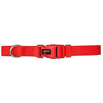Nayeco Basic Dog Collar Red Size L (Dogs , Collars, Leads and Harnesses , Collars)