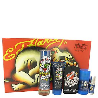 L'amour & chance Gift Set par Christian Audigier
