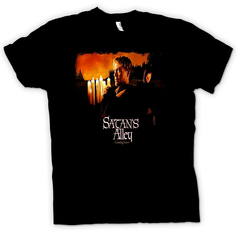 Womens T-shirt - Tropic Thunder - Satans Alley - Funny
