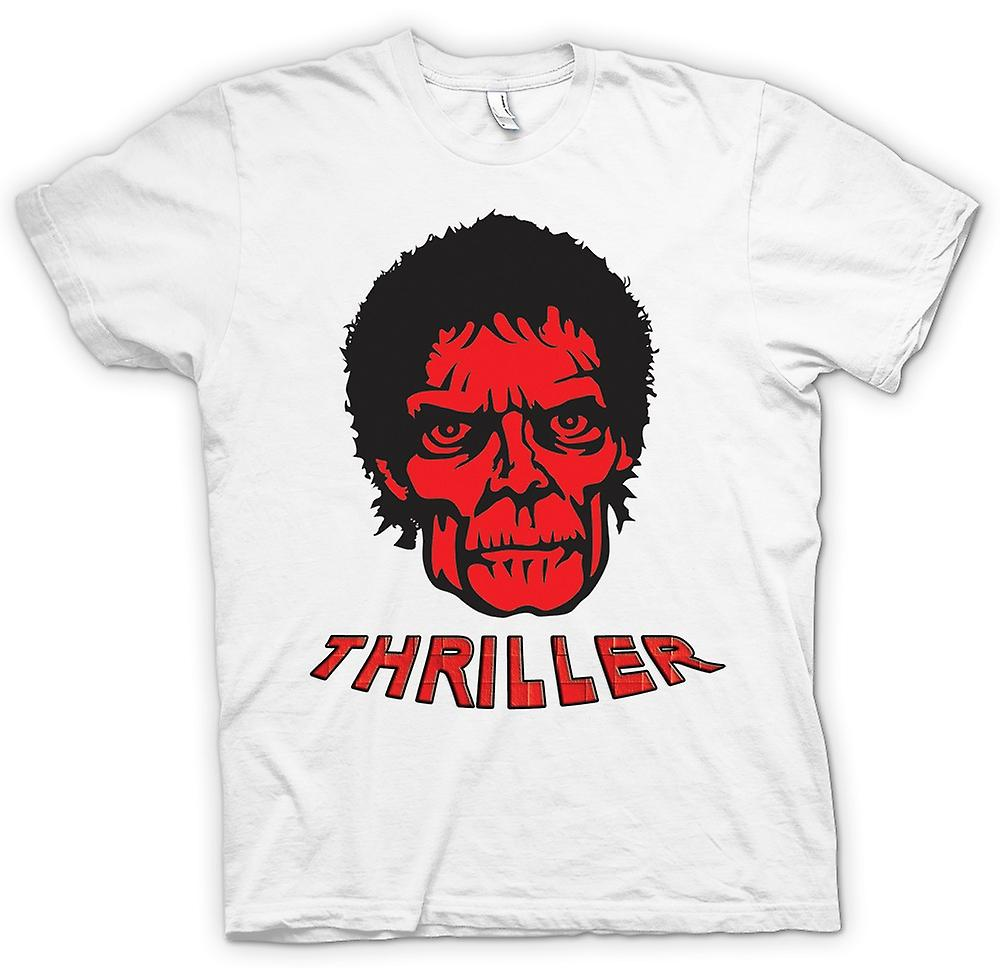 Womens T-shirt - Michael Jackson - Thriller Zombie