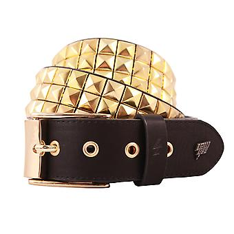 Lowlife Triple S bælte - guld