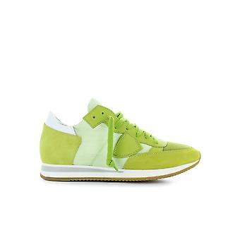 PHILIPPE MODEL LIME GRØN TROPEZ SNEAKER
