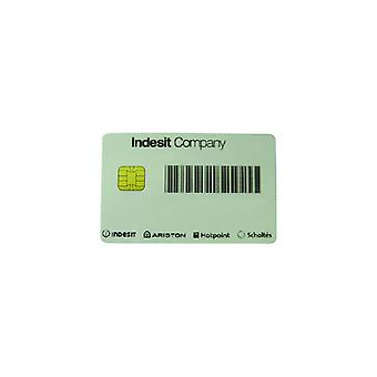 Indesit Group Smart card single use only nonreturnable Spares