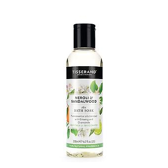 Tisserand Neroli and Sandalwood The Bath Soak