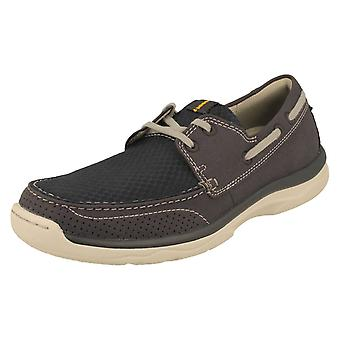 Men's Clarks Casual Shoes Marcus Edge