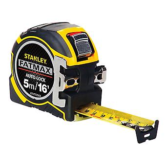 Stanley 0-33-503 Tape Measure Fatmax Autolock 5M 16Ft Metric And Imperial