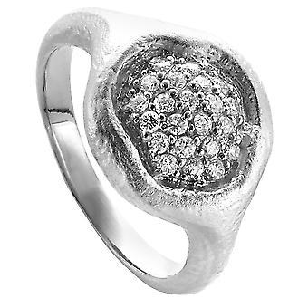 Orphelia Silver 925 Ring  Zirconium   ZR-3924