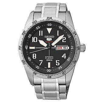 Seiko 5 Sports Explorer Automatic Stainless Steel Men's Watch SRP513K1