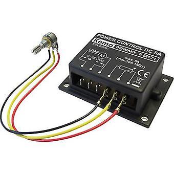 Power controller Component Kemo M171 9 Vdc, 12 Vdc, 24 Vdc