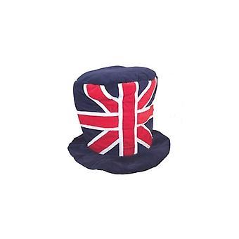 Union Jack porter chapeau haut de forme Union Jack
