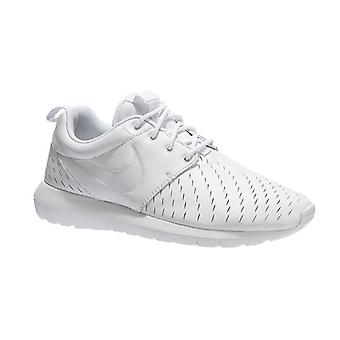 NIKE Roshe NM LSR mens real leather sneaker white