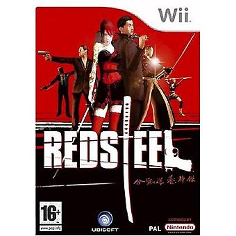 Red Steel for Wii