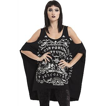 Jawbreaker Clothing Ouija Cape Top
