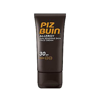 Piz Buin Allergy Sun Face Cream Sensitive Skin SPF30 50 ml