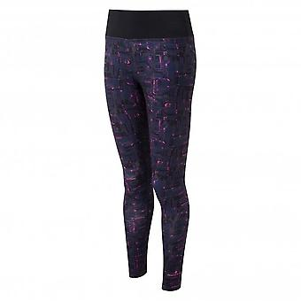 Momentum Womens Breathable Running Tights With Lycra Azalea Manhattan
