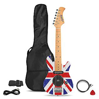 Toyrific Academy Of Music 30in Electric Guitar Union Jack