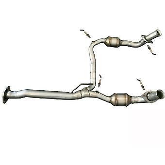 Benchmark BEN5104 Direct Fit Catalytic Converter (Non CARB Compliant)