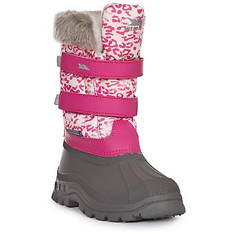 Trespass Boys & Girls Vause Waterproof Insulated Winter Snow Boots