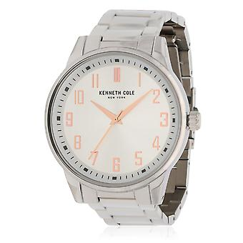 Kenneth Cole Stainless Steel Mens Watch KC50240001