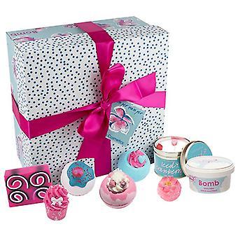 Bom cosmetica verwennen doos van de Gift belemmert