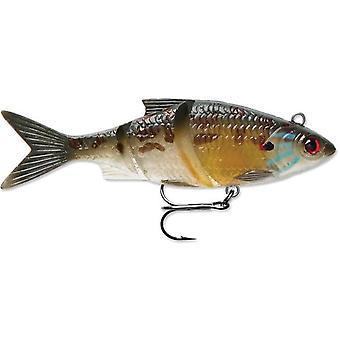 Sturm Leben kräftige Shad 3-Zoll-Fischköder - Sunfish