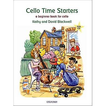Cello Time Starters + CD - A Beginner Book for Cello by Kathy Blackwel