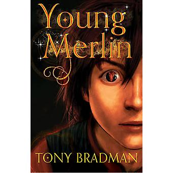 Young Merlin (New edition) by Tony Bradman - Nelson Evergreen - 97817