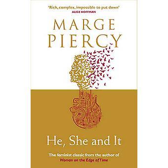 Él - ella y él por Marge Piercy - libro 9781785033797