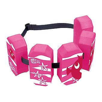BECO Sealife Swimming Belt - Pink