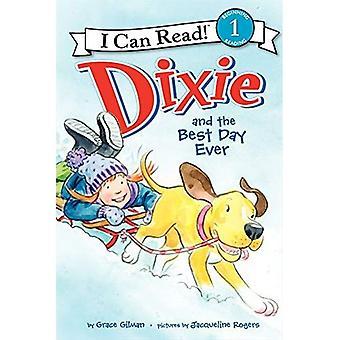 Dixie und the Best Day Ever (ich kann lesen!: Stufe 1)
