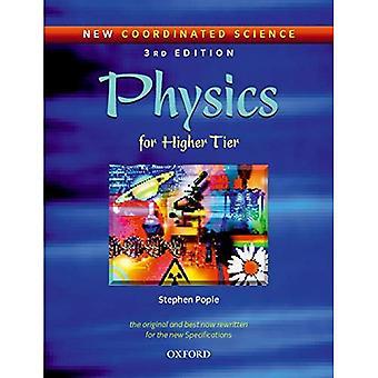Nowa nauka skoordynowane: Fizyka książka uczniów: na wyższy poziom