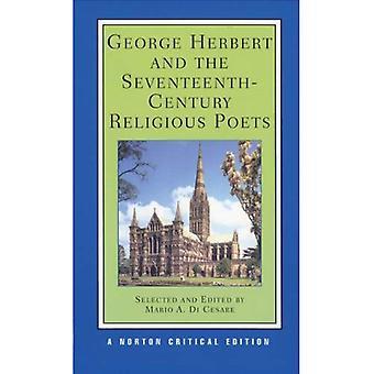 George Herbert och sjuttonde-talets religiösa poeter; Auktoritativa texter kritik