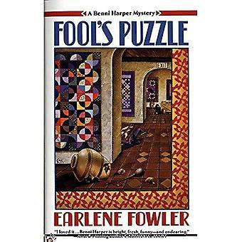 Fool's puzzel