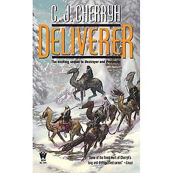 Deliverer (Foreigner Universe Books)