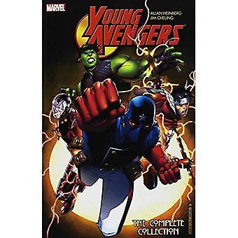 Jonge Avengers door Allan Heinberg & Jim Cheung: The Complete Collection (jonge Avengers: the Complete Collection)