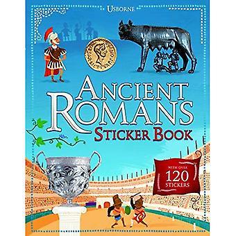 Alten Römer Sticker Book
