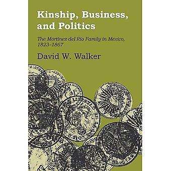 Verwandtschaft, Wirtschaft und Politik: die Familie Martínez del Río in Mexiko, 1823-1867 (LLILAS lateinamerikanischen Monographie...