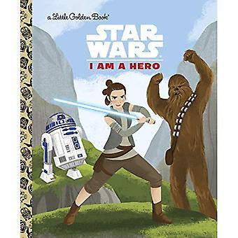 Jag är en hjälte (Star Wars) (liten gyllene bok)