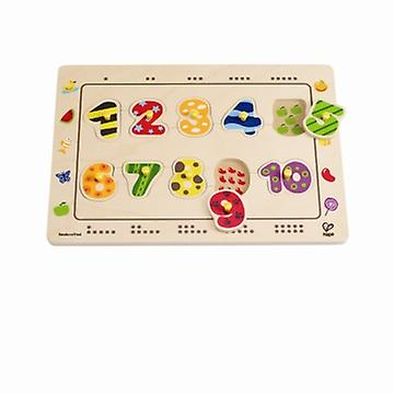 HAPE E1500 Numbers Matching Puzzle E1500