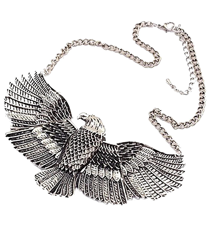 Waooh - Collier shaped Aket eagle