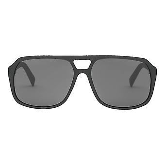 Electric California Dude Sunglasses - Matte Black/Grey