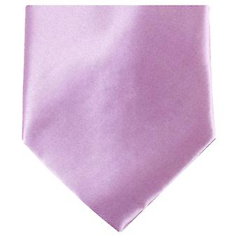 Knightsbridge dassen regelmatige Polyester ex aequo - licht lila