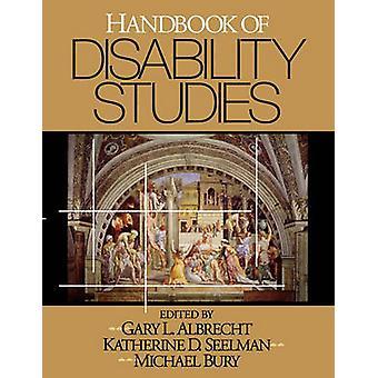 Manual de estudos de deficiência por Albrecht & Gary L.